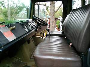 1989 1700L Unimog Mercedes-Benz Mount Eliza Mornington Peninsula Preview