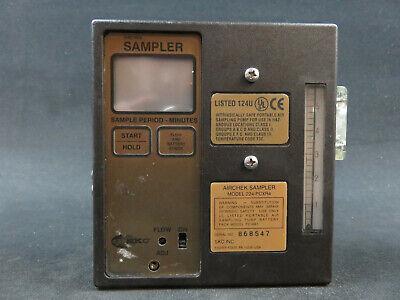 Skc Model 224-pcxr4 Airchek Air Sampler W Battery Pack P21661 Aircheck