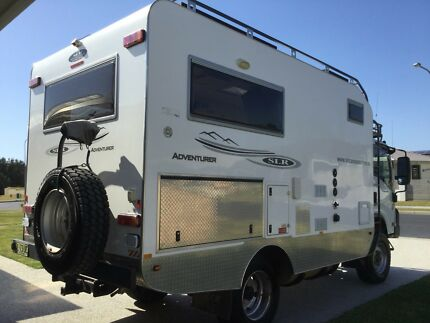 SLR Adventurer 4x4 Motorhome Pottsville Tweed Heads Area Preview