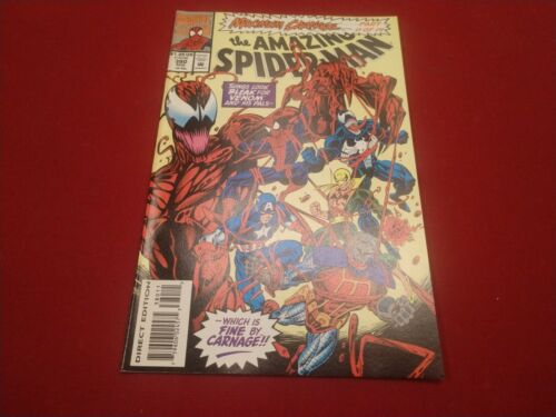 Amazing Spider-Man #380 Marvel 1993 maximum Carnage