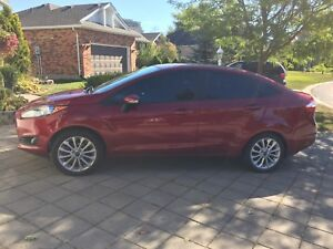 QUICK SALE! 2014 Ford Fiesta! Accident free! Appearance package!