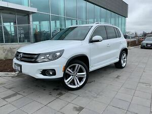2016 Volkswagen Tiguan Highline|4Motion|R-Line|No Accidents