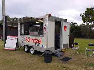 Business for sale  mobile food trailer Coffs Harbour Coffs Harbour City Preview