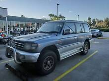 1998 Mitsubishi Pajero WA Rego 19/12/16 with all camping gear Glebe Inner Sydney Preview