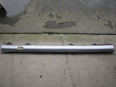 nn702261 Acura TL 1999 2000 2001 2002 2003 Left Side Rocker Panel Skirt OEM