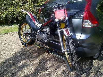 TRIALS/MOTOCROSS/ENDURO,4x4 MOTORBIKE CARRIER/RACK