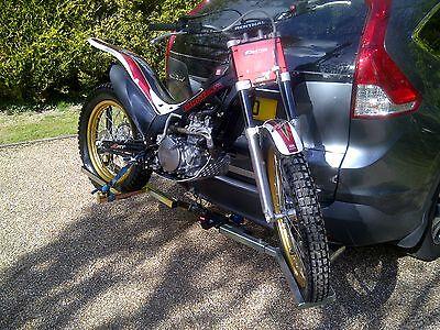 TRIALS/MOTOCROSS/ENDURO,4x4 MOTORBIKE CARRIER/RACK