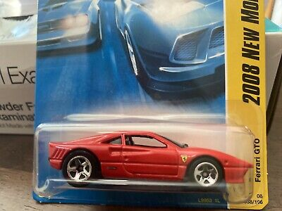 HOT WHEELS VHTF FERRARI GTO