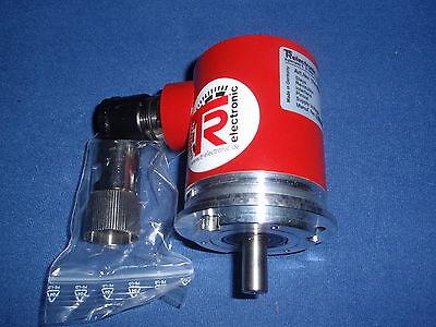TR-Elektronic  Drehgeber Encoder Welle 10mm 174-50002
