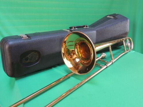 WOW King 🎵 USA 606 Trombone Refurbished Marching Student 5 537969
