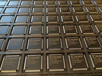 119 Pcs New Xilinx Xc2c128-7vq100c Cpld Coolrunner -ii 128 Macrocells 7ns Vtqfp