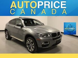 2014 BMW X6 xDrive35i M-SPORT PKG|NAVIGATION|TECH PKG