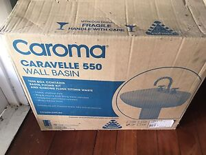 Caroma Caravelle 550 Banyo Brisbane North East Preview