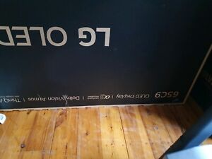 LG 65C9 latest model as new
