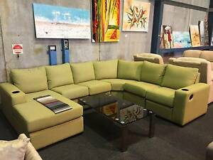 FLOOR STOCK CLEARANCE - LINDAMEN RECLINER MODULAR Wetherill Park Fairfield Area Preview