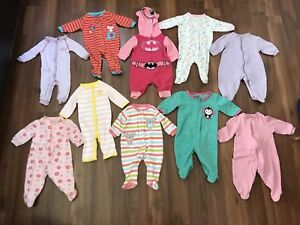 0-3 month clothing. Prices in description . Or $22 for all