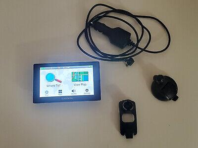Garmin 010-01682-02 DriveAssist 51 LMT-S GPS Built-In Wi-Fi and Dashcam