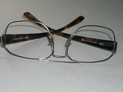 Ray-Ban Rb3427 58 16 Rotguss/Schildpatt Explorer Aviator Sonnenbrille Rahmen