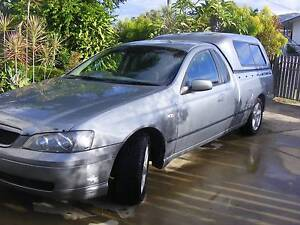 2004 Ford Falcon Ute Rosslea Townsville City Preview