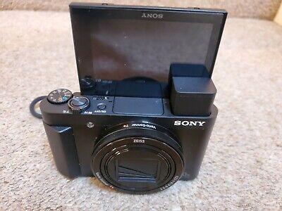 Sony DSC-HX90 Digital Travel Camera with accessories