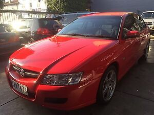 2005 Holden Commodore Sedan Brunswick Moreland Area Preview