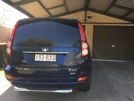 2011 Great Wall X240 SUV Mount Ommaney Brisbane South West Preview