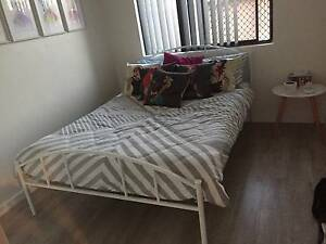 Double Bed, Bookshelf, TV Unit, TV, Dining table + 4 Chairs Mount Lawley Stirling Area Preview