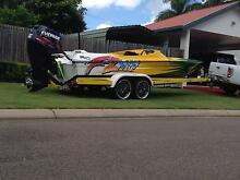 21ft Revolution ski boat Townsville Townsville City Preview