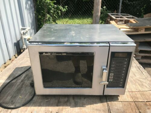 AMANA COMMERCIAL MICROWAVE 1200 -- SEND OFFER - Send Best Offer