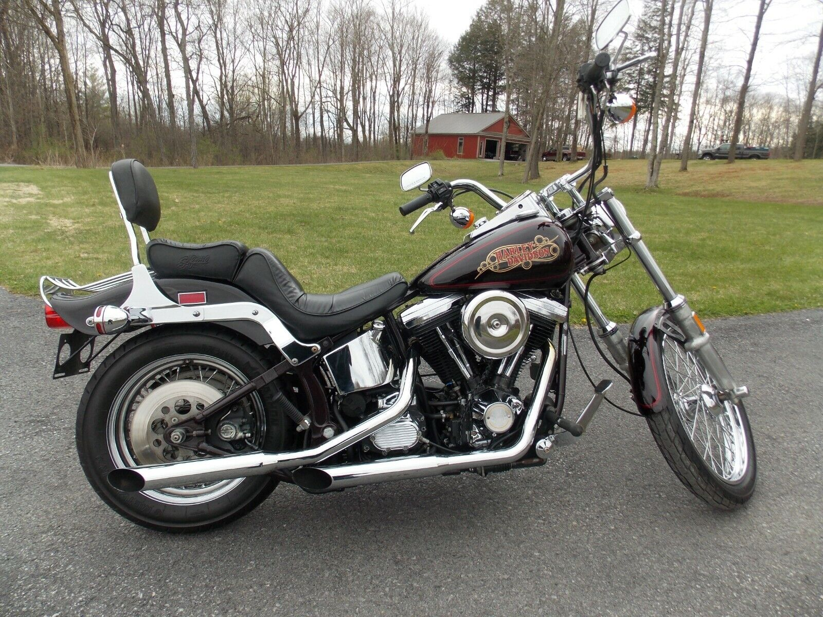 Picture of A 1988 Harley-Davidson Softail 1340