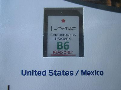 ford edge navigation sd card ebay