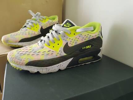 Nike Air Max 90 Ultra Br Print Volt worn couple times