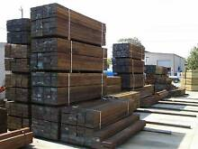 HARDWOOD SLEEPERS 200x50x2.4m Loganholme Logan Area Preview
