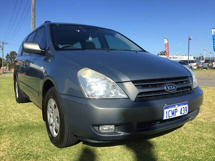 2006 Kia Grand Carnival Wagon ***8 SEATS LONG REGO***** Maddington Gosnells Area Preview