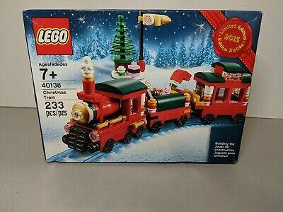 LEGO Creator Christmas Train 2015 (40138) light box wear