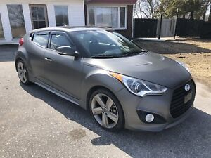 2013 VELOSTER TURBO ONLY 44000km