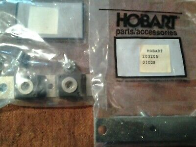 Thermal Arc Hobart Ultra Flex 350 Fast Recovery Diodes 2 Pieces Part 203205