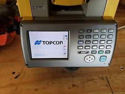 TOPCON PS-103A STATION