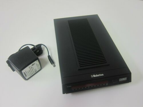 USRobotics Courier V.everything Modem with Power Supply 1020091B