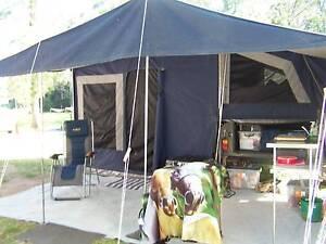 4x4 Camper Trailer Camel Beachcomber Plus East Seaham Port Stephens Area Preview
