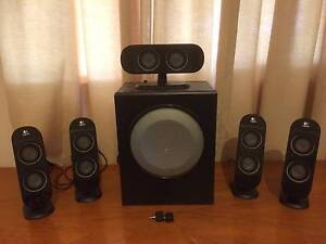 Logitech Surround Sound Speakers with Subwoofer Barmera Berri Area Preview