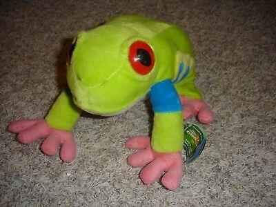Cuddlekins Wild Republic Red-Eyed Tree Frog 12
