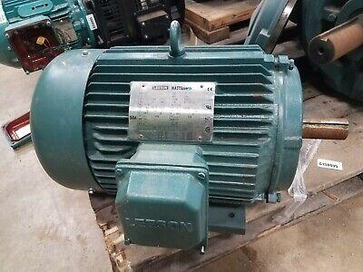Leeson Wattsaver 15 Hp 3 Phase 230460v 3550 Rpm Tefc Electric Motor 170615.60
