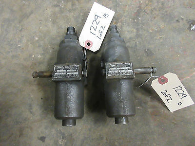 John Deere 70 720 730 Fvbx13r Bendix 13mm Pair Of Injector Pumps