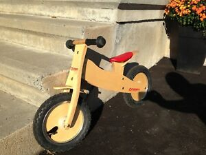 2-5 year old balance/runner bike from MEC