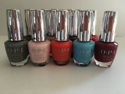 OPI Infinite Shine Nail Polish, U Pick Color, 0.5 oz