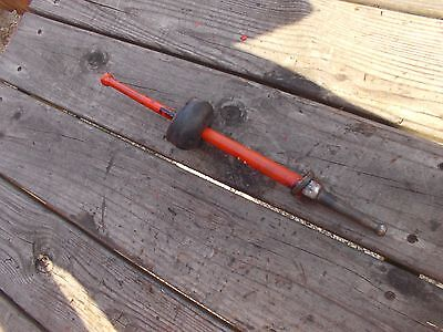 Allis Chalmers C Tractor Ac Transmission Gear Shift Lever