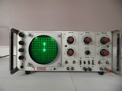 Fairchild Dumont 704 Oscilloscope Am Fm Stereo Analyzer