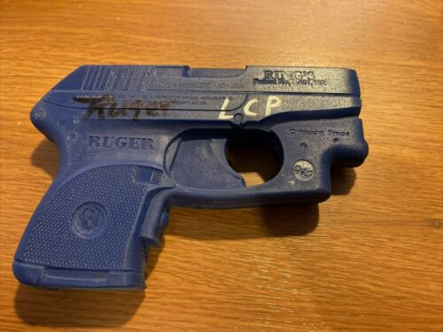 Rings Blue Gun Ruger LCP with Laser