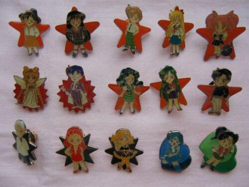 Sailor Moon  Pins     15sets